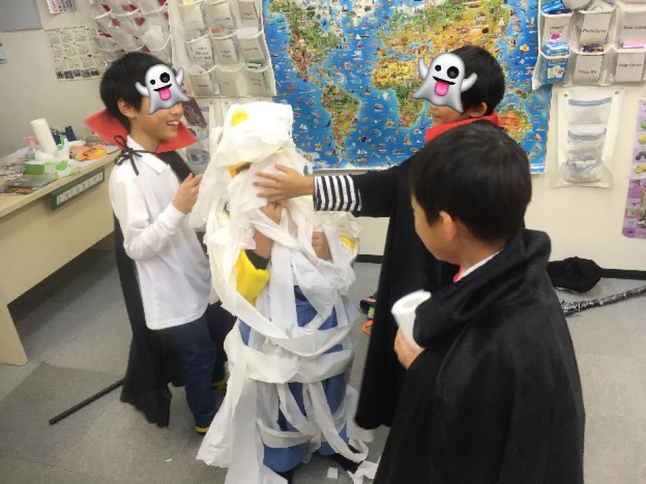 halloween mummy 3