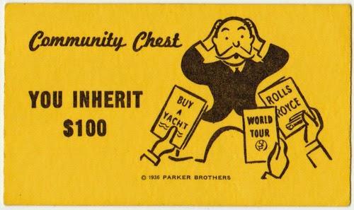 TOEIC Vocab Monday: Inherit