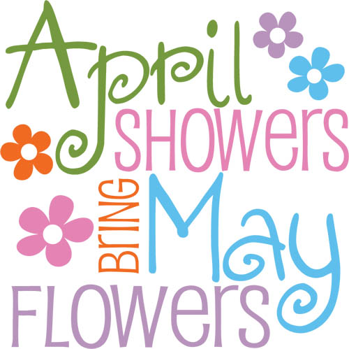 Famous Quote Friday: April Showers